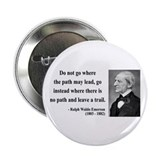 "Ralph Waldo Emerson 3 2.25"" Button (100 pack)"
