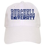 BURCHELL University Baseball Cap