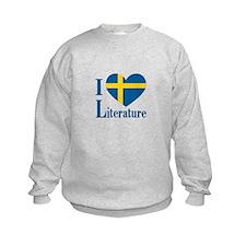 Swedish Literature Sweatshirt