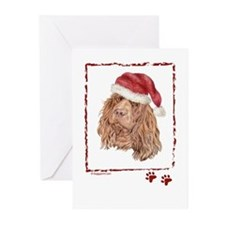 Cute Holiday art Greeting Cards (Pk of 20)