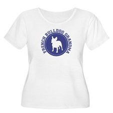 frenchbull-grandma Plus Size T-Shirt