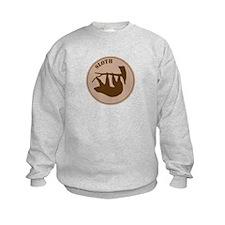 slothB.png Sweatshirt