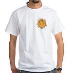 Mex Gold White T-Shirt