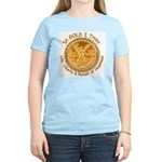 Mex Gold Women's Light T-Shirt