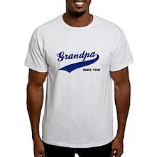 Sports Grandpa T-Shirt