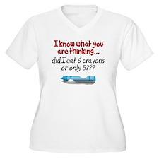 5 Crayons T-Shirt