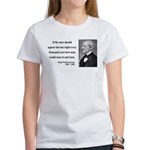 Ralph Waldo Emerson 5 Women's T-Shirt