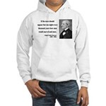 Ralph Waldo Emerson 5 Hooded Sweatshirt