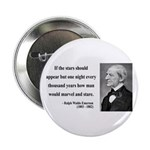 "Ralph Waldo Emerson 5 2.25"" Button"