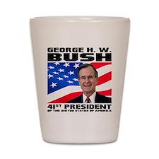 41 Bush Shot Glass