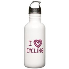 LOVE CYCLING Water Bottle