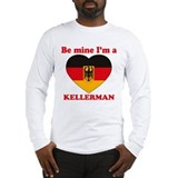 Kellerman, Valentine's Day Long Sleeve T-Shirt