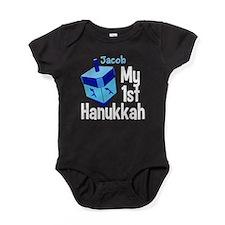 1st Hanukkah Baby Bodysuit