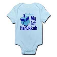 1st Hanukkah Infant Bodysuit