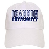 OBANNON University Baseball Cap
