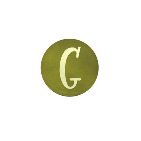 Alphabet Soup Mini Button