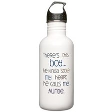 Auntie gft Water Bottle