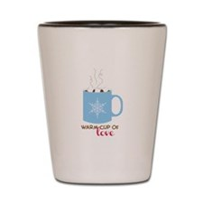 Cup Of Love Shot Glass
