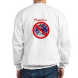 Save The Earth - White Sweatshirt (Both Sides)