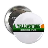 "Yellowstone National Park 2.25"" Button (10 pack)"
