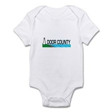 Door County Infant Bodysuit