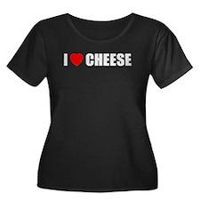 I Love Cheese T