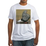 Teager Flight Fitted T-Shirt