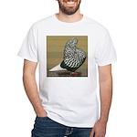 Teager Flight White T-Shirt