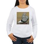 Teager Flight Women's Long Sleeve T-Shirt