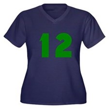 12 Plus Size T-Shirt