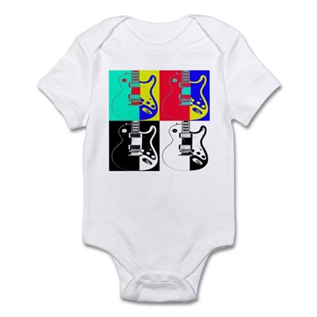 Pop Art Infant Bodysuit