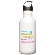Awesome Mycologist Water Bottle