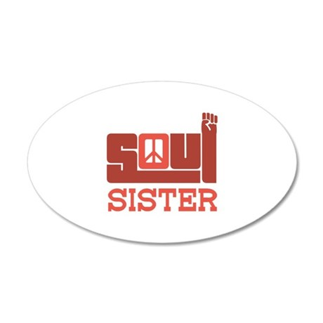 Soul Sister Wall Decal