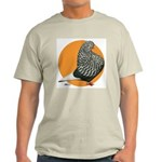 Orange Teager Flight Light T-Shirt
