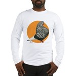 Orange Teager Flight Long Sleeve T-Shirt