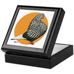 Orange Teager Flight Keepsake Box