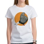 Orange Teager Flight Women's T-Shirt