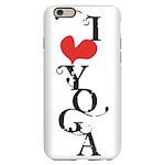 I Heart Yoga iPhone 6 Slim Case