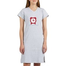 Five More Minutes Women's Nightshirt