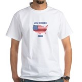 LOU DOBBS 2008 (US Flag) Shirt