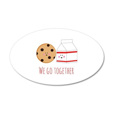 Go Together Wall Decal