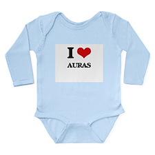 I Love Auras Body Suit