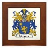 Simeone Framed Tile