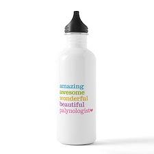 Palynologist Water Bottle