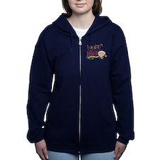Naughty or Nice Women's Zip Hoodie