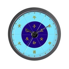 """""""Old Hours"""" of Japan Wall Clock"""