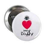 Eye Love DAD Button