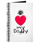 Eye Love DAD Journal