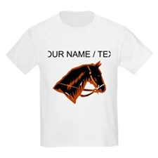Custom Horse Head T-Shirt