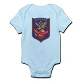 USS JAMES K. POLK Infant Bodysuit